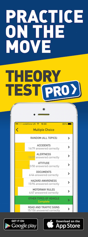 Theory Test Pro in partnership with Milton Keynes School Of Motoring